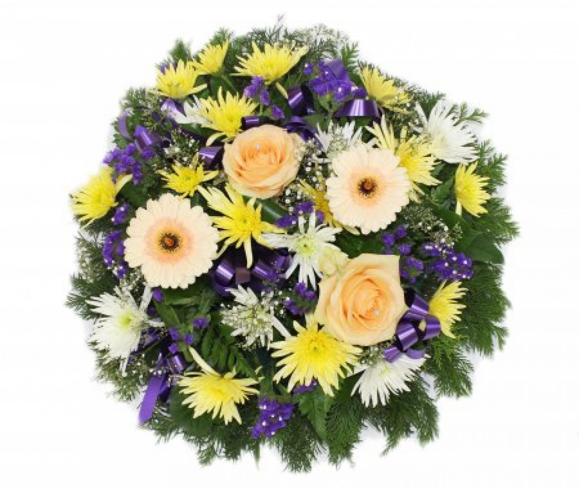 Funeral Posy Flowers And Favours