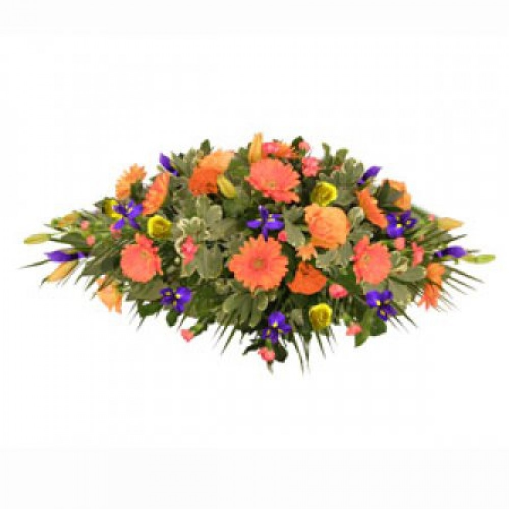 Funeral Spray Flowers And Favours